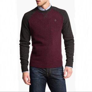 Brooks Brothers Wool Baseball Sweater ⚾️ M